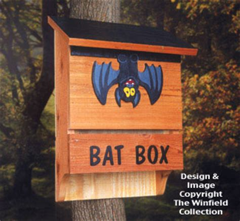 other yard garden projects bat house woodcrafting pattern