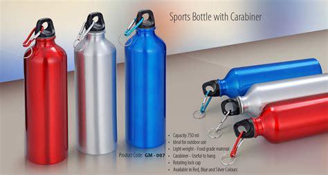 Neo Sport Bottle Set Of 3 set of 3 designer bottles home decor magpie design company