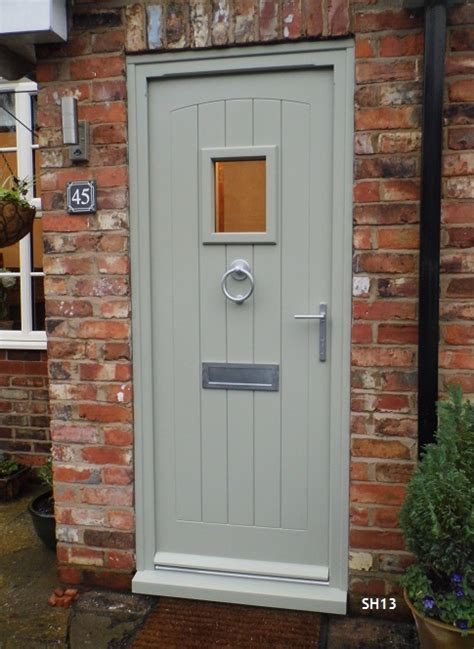 Cottage Style Front Door Oak Doors Contemporary Doors Contemporary Front Doors Bespoke Doors Made To Measure Doors