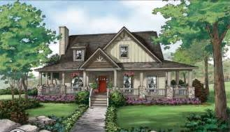 House Plans With Front Porch House Plans For The Farm Series Wrap Around Porch At