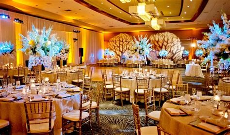 Banquet Table Layout The California Ballroom In San Diego The Westin San Diego
