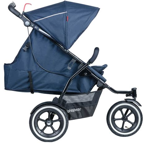 Strollers That Recline Flat by Phil Teds Sport Stroller Graphite