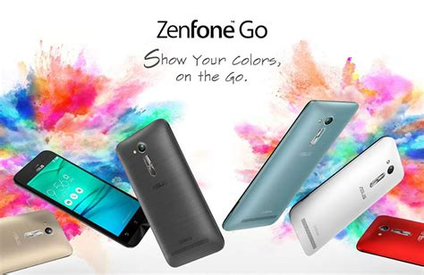 Asus Zenfone Go 5 Zb500kg asus zenfone go 5 zb500kg lands in ph for php 3995