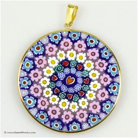 mille fiori millefiori glass jewelry journal
