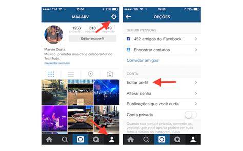imagenes para perfil instagram como editar o seu perfil no instagram dicas e tutoriais