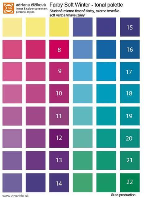 winter color schemes 17 migliori idee su deep winter palette su pinterest