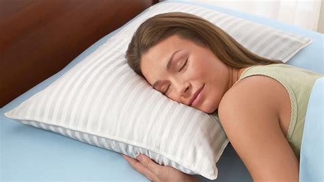 dormire senza cuscino i 10 migliori cuscini per per dormire meglio e