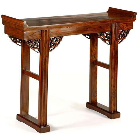 altar bench altar table