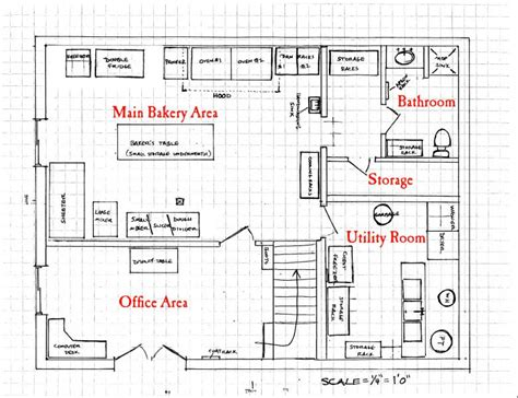 floor plan of a bakery small commercial kitchen layout dream house experience