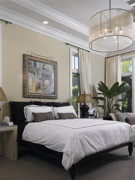 white bedroom linens hgtv