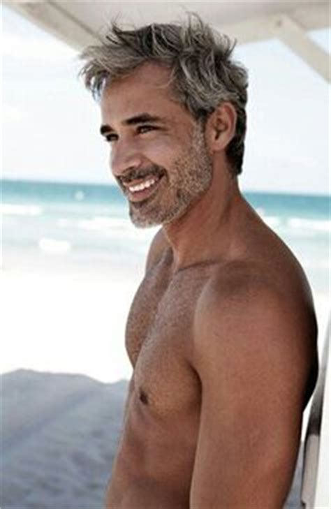 good looking gray haired men sliver threads going gray grey on pinterest grey hair