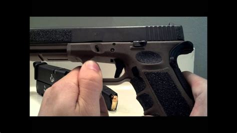 Modification Glock 17 by Modification Glock 17 My Glock Mods Get 110 Out Of Your