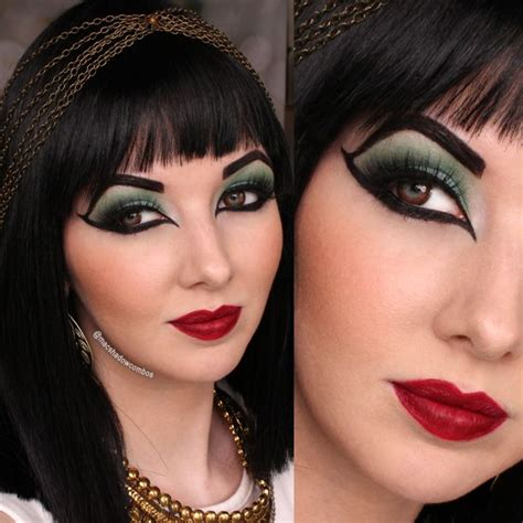 tutorial makeup cleopatra pinterest the world s catalog of ideas
