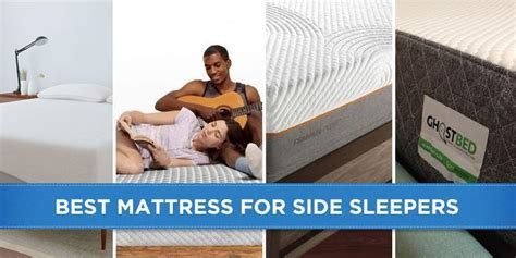 What Mattress Is Best For Side Sleepers by 5 Best Mattresses For Side Sleepers Reviews