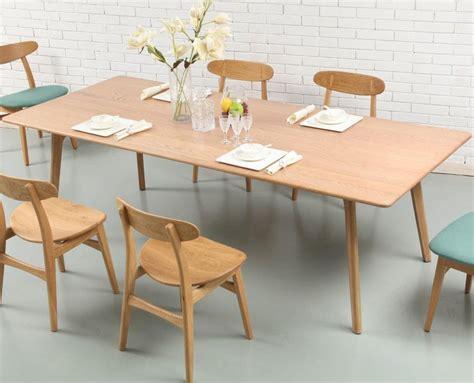 Gambar Dan Meja Makan Kaca 32 model meja makan minimalis terbaru 2018 kayu kaca