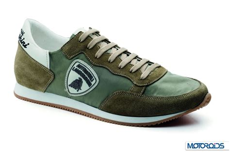lambo sneakers lamborghini introduces its exclusive branded merchandise