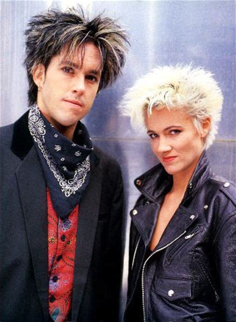 the look of testo roxette listen to your the look anni 80