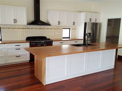 Kitchen bench tops   Timberbenchtopsperth