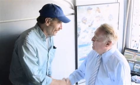 bryan cranston vin scully bryan cranston met vin scully and was simply delighted