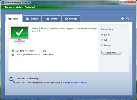 free microsoft security essentials skatter