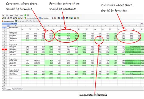 Spreadsheet Management Software by Spreadsheet Risk Management Software Reviews Which Tool