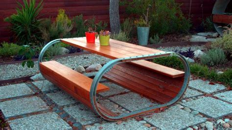 outdoor table ideas modern wood outdoor dining tables ideas diy outdoor