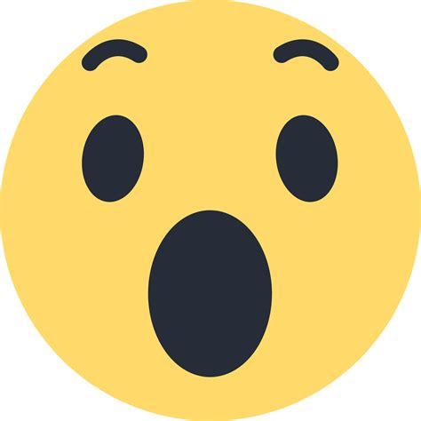 emoji like facebook wow emoji like png