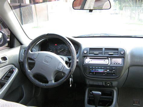 97 Honda Civic Interior tablero honda civic 97