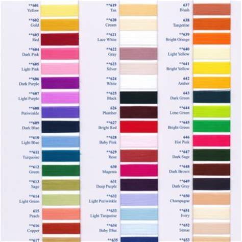 aurifil thread colors aurifil color card kingsmen quilting supply