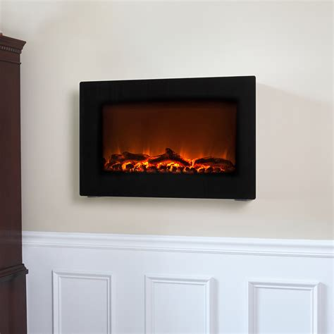Firesense Wall Mounted Electric Fireplace by Sense 60757 Wall Mounted Electric Fireplace Atg Stores
