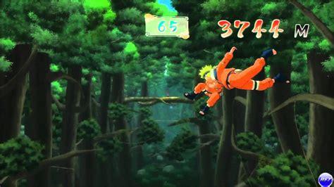 naruto ultimate ninja storm pt forest  death chunin exams arc youtube