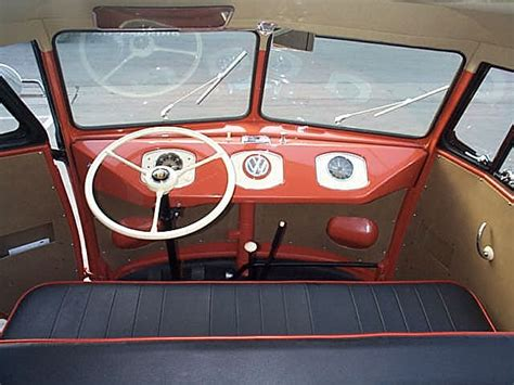 1954 Vw Barndoor Bus Barn Door Vw