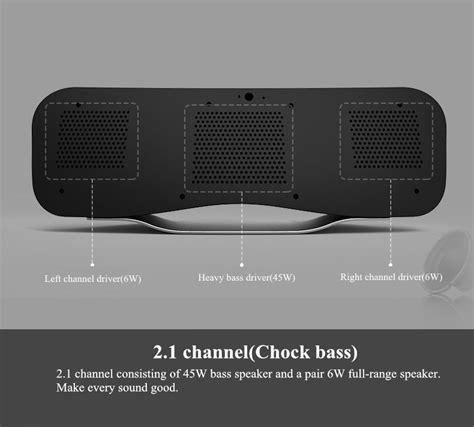 Remax Hifi Stereo Wireless 7w Bluetooth Speaker Rb M9 remax rb h6 3d stereo t 233 l 233 commande parleur sans fil