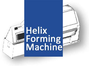 Sectional Flight Forming Machine by Helix Flight Manufacturer Sectional Helix Forming Machine