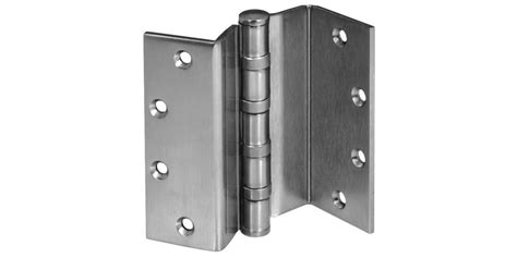swing out door hinges mckinney ta2895 bearing hinge bright chrome