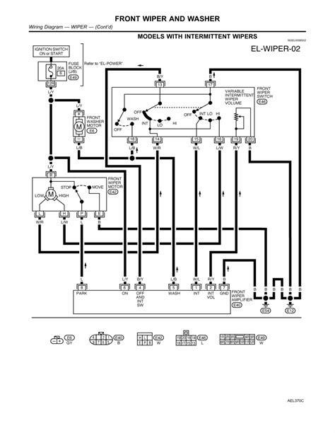 98 nissan frontier wiring diagram wiring diagrams schematics