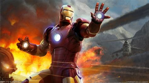 wallpaper game kritika hd iron man hd game wallpapers hd wallpapers id 1626