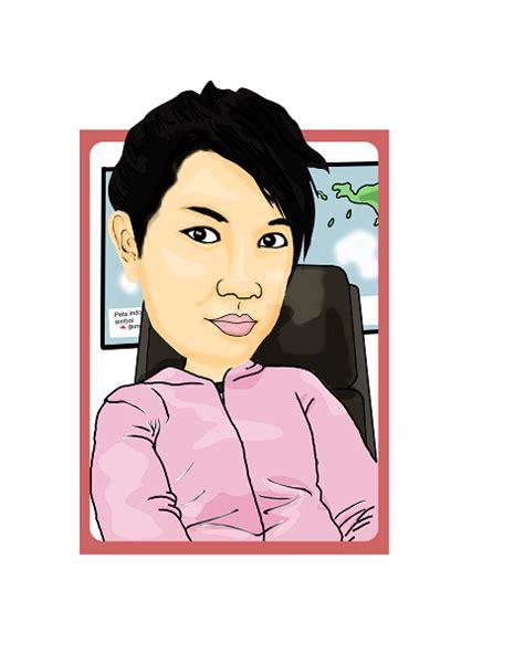 desain gambar wajah karikaturnya digital karikatur wajah desain kaos