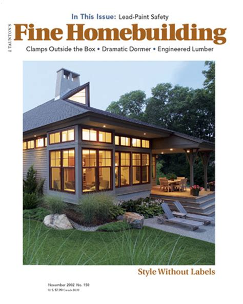 fine homebuilding issue 150 fine homebuilding
