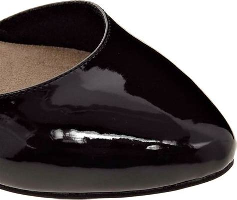 black flat shoes new look stussy new look japeson asymmetric flat shoes in black lyst
