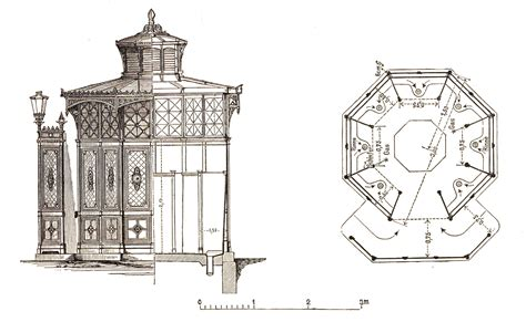 pavillon zeichnen 8 eck pavillon wer weiss was de