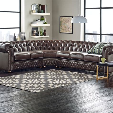 grey fabric chesterfield corner sofa chesterfield corner unit 2 x 3 in bespoke fabric modena