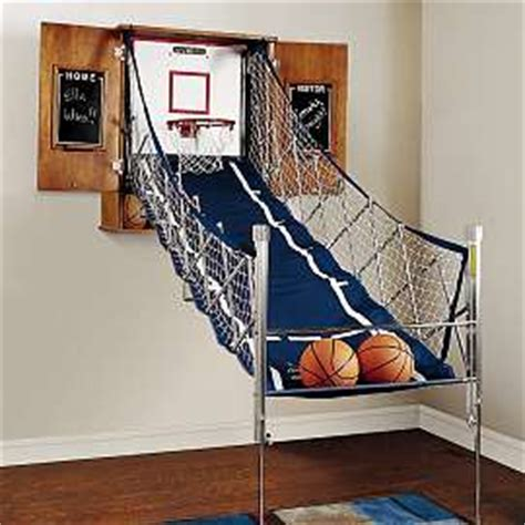 basketball hoop for bedroom decorating a sporty themed room