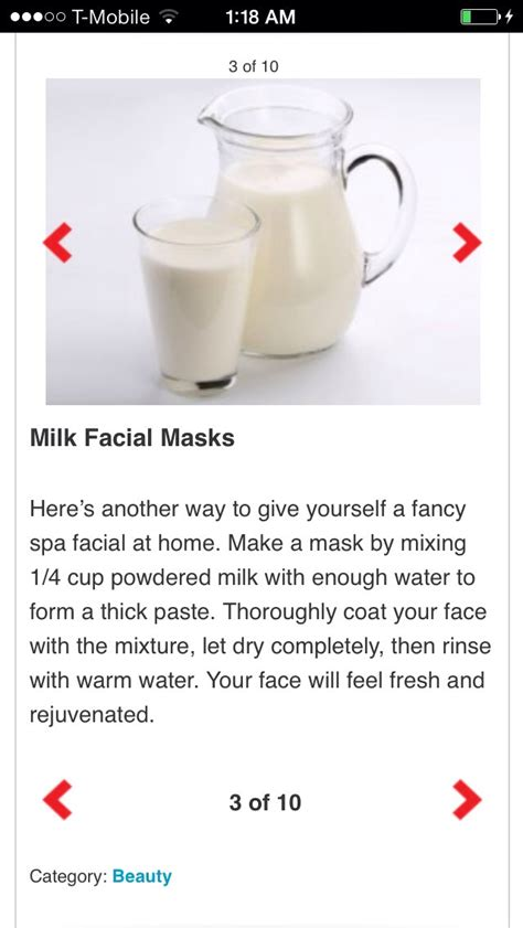 Masker Facemask Namoid Milk milk mask musely