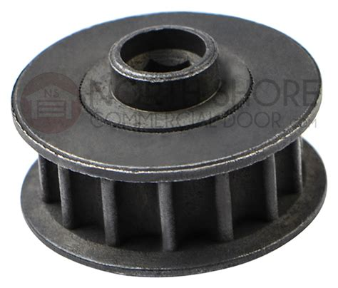 genuine genie 38416a s belt drive pulley 14 tooth
