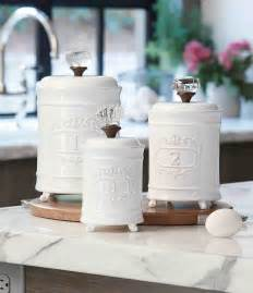 dillards kitchen canisters mud pie circa vintage doorknob canisters set of 3 dillards