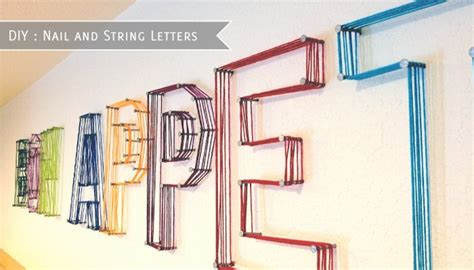 String Letter - creating a whimsical c environment summer c