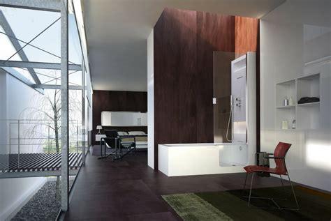 open plan bathroom design interior design ideas