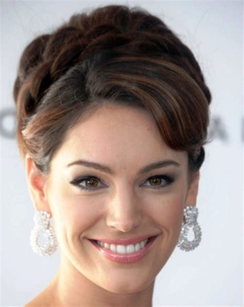 Wedding Updos Braided Bun by Braided Bun Updo For Wedding Behairstyles