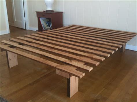 basic bed frame forward thinking furniture very very simple bed frame